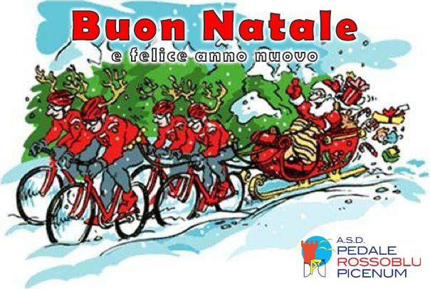 Buon Natale Con Il Torrone.Buon Natale E Felice Anno Nuovo A S D Pedale Rossoblu Picenum