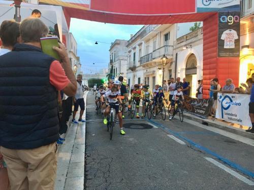 Gara Esordienti e Giovanissimi Domenica 26/09/2018 Alberobello